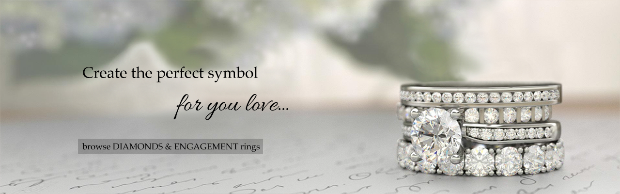 Find Your Dream Engagement Ring - Diamond or Moissanite