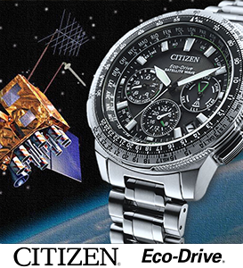 Citizen Eco Drive Technology
