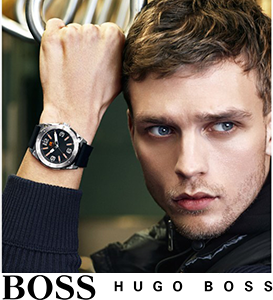 Hugo Boss watch collection