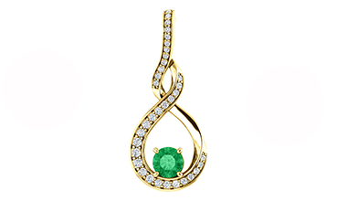 Emerald Necklaces