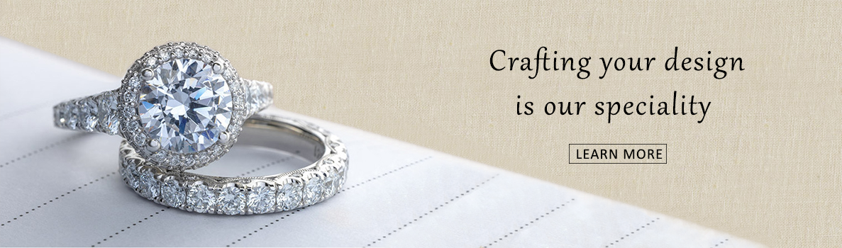Find your perfect diamond & craft your ideal ring...